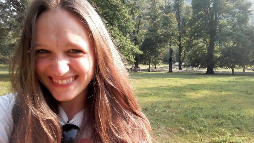 fotografie studenta Rudinská Denisa