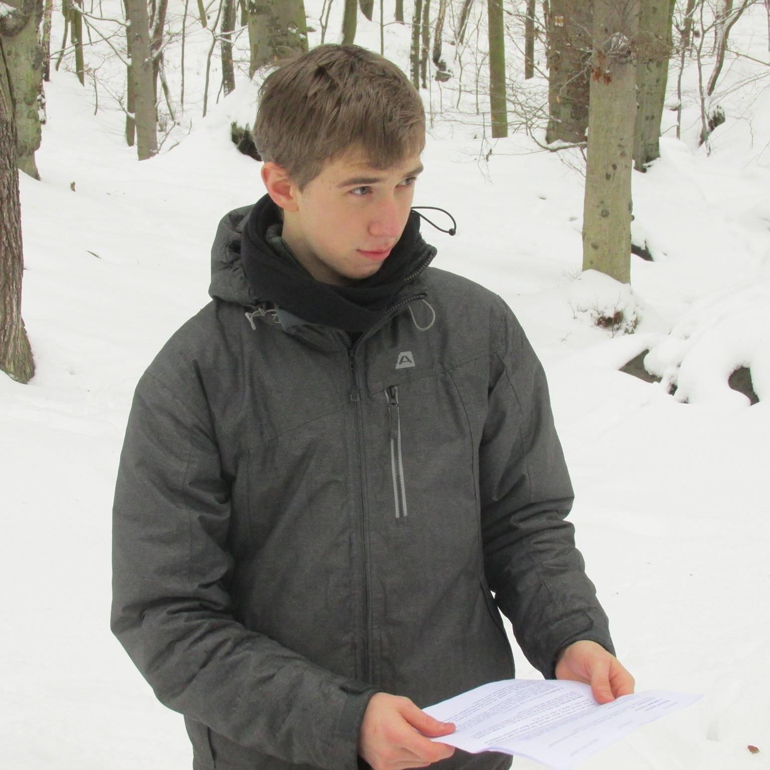 fotografie studenta Suchopárek Šimon