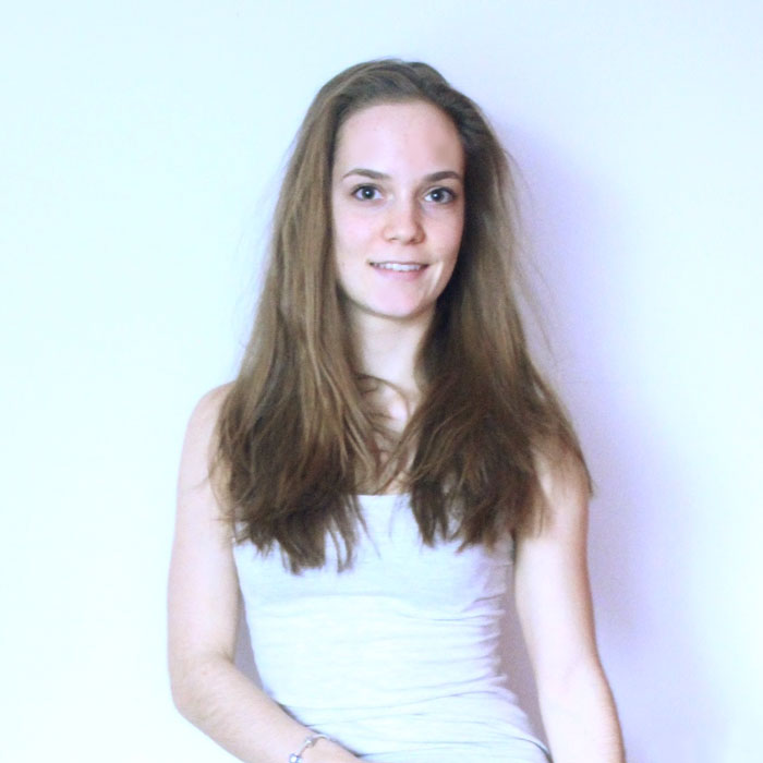 fotografie studenta Svatková Radka