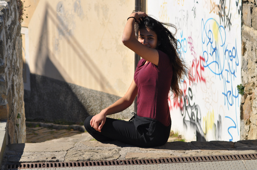 fotografie studenta Demir Dilara