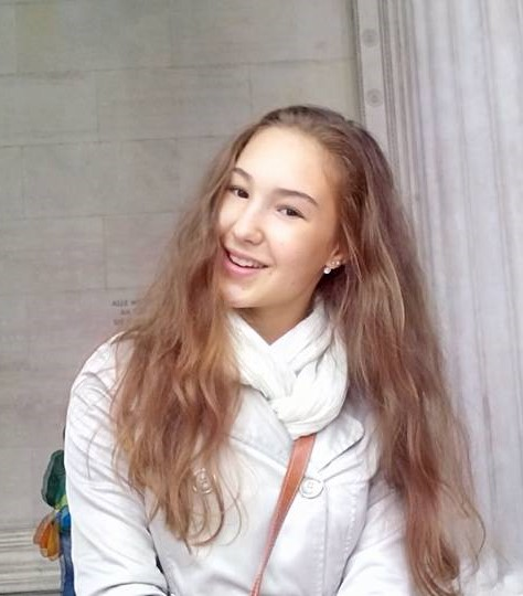 fotografie studenta Přibíková Eliška