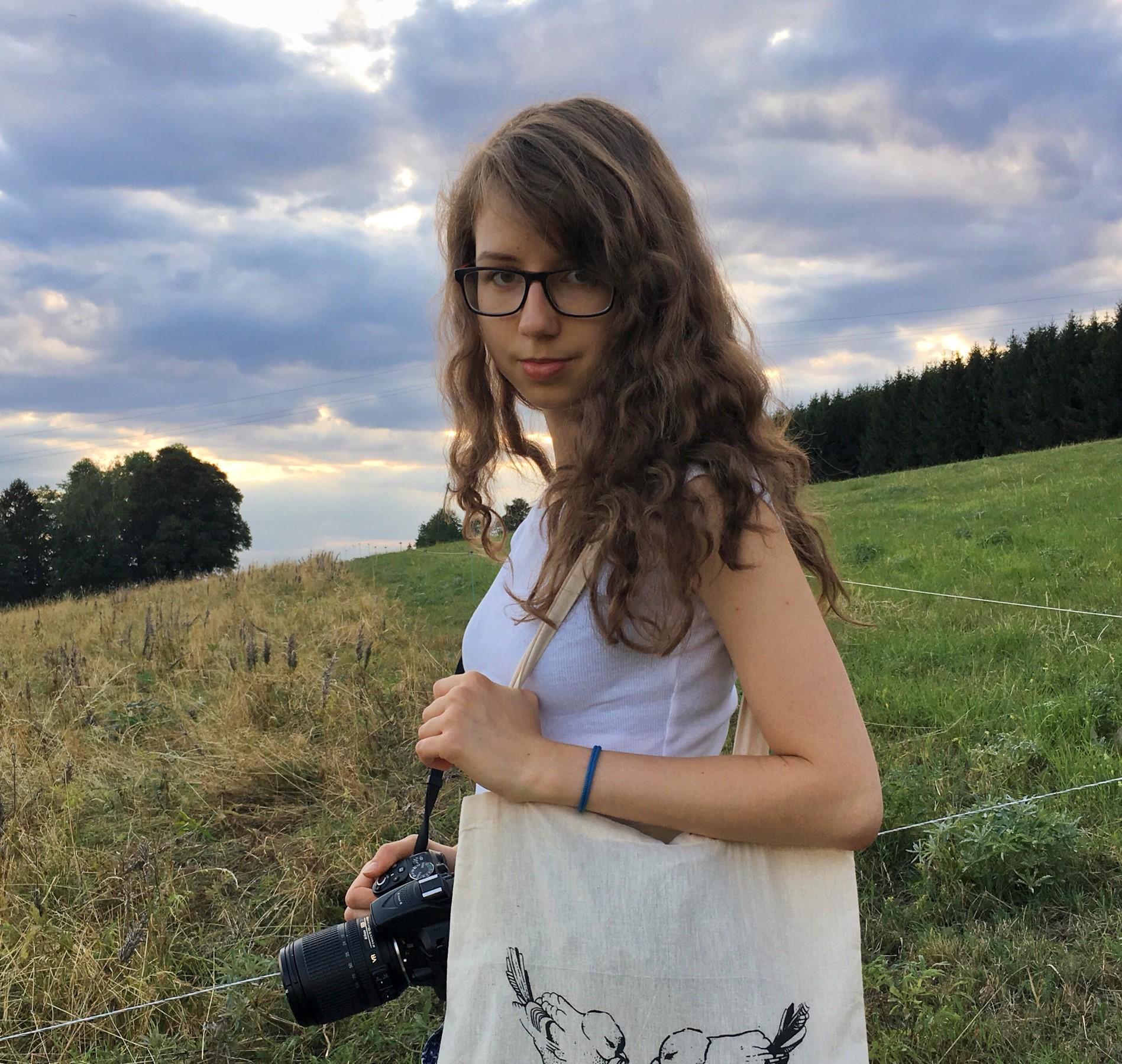 fotografie studenta Rejsková Alena