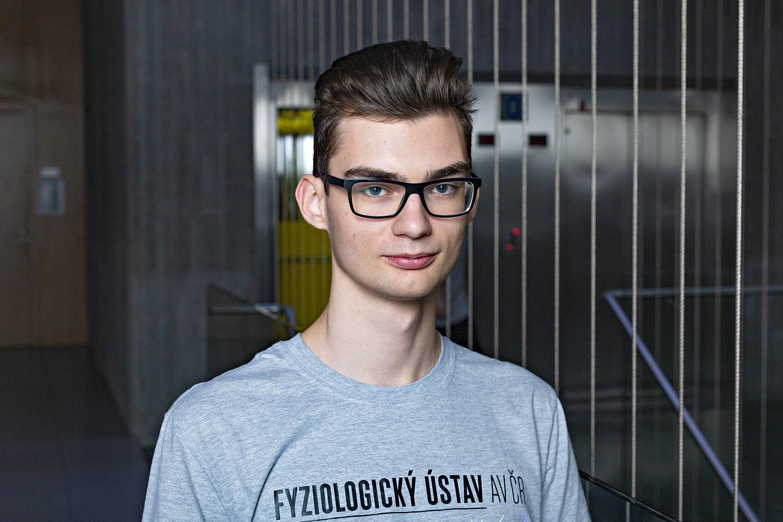 fotografie studenta Stein Tadeáš