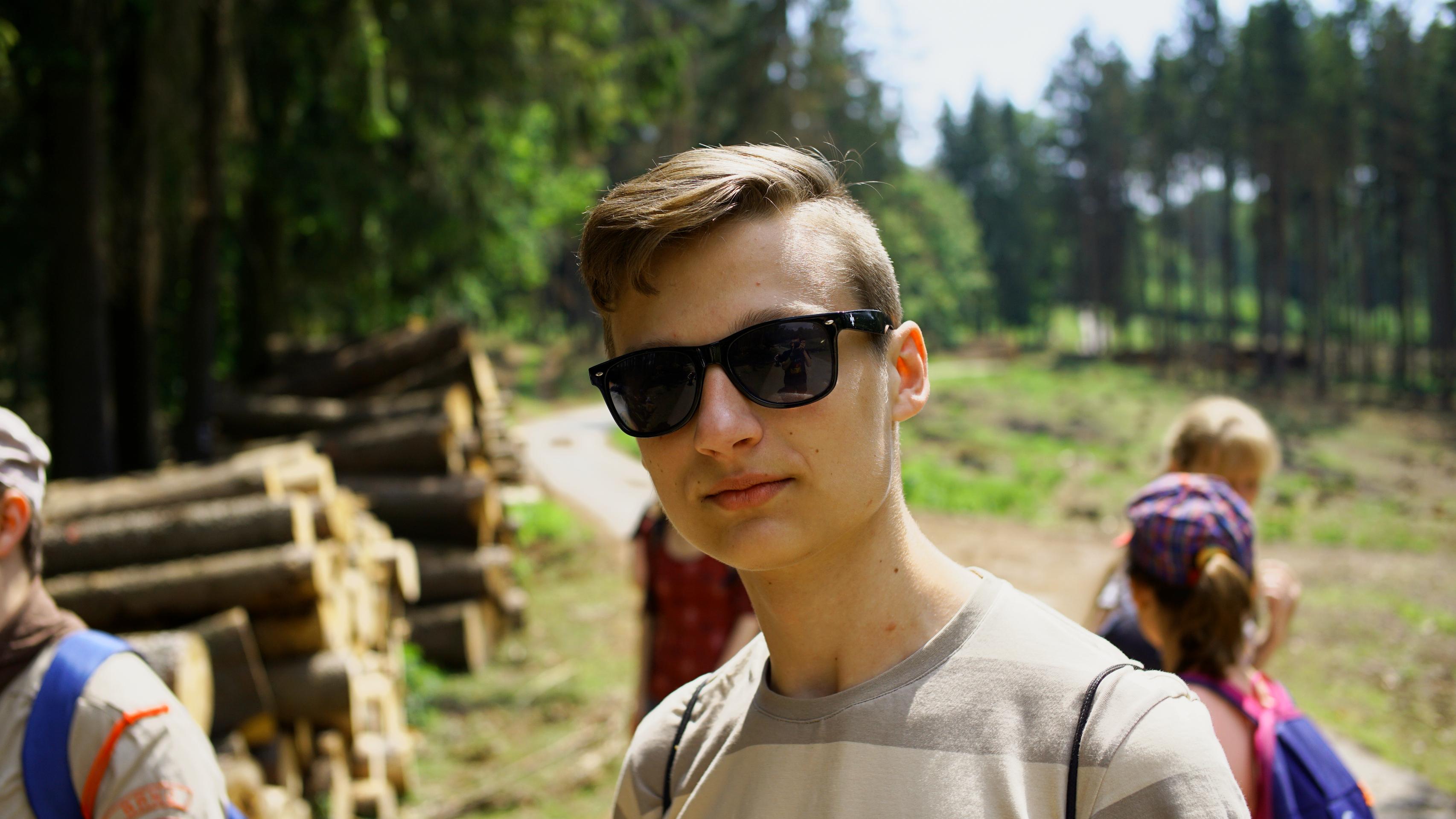 fotografie studenta Procházka Jan