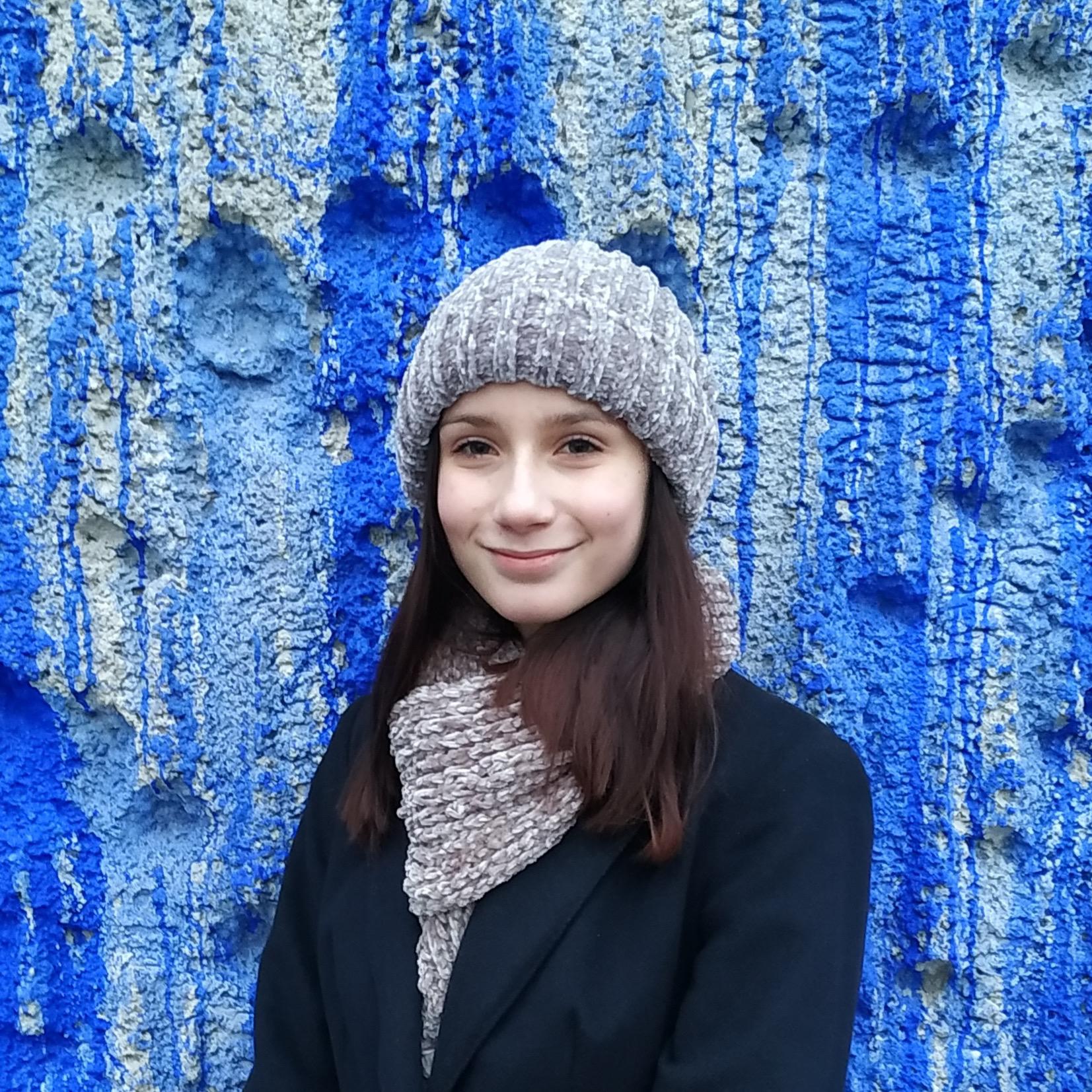 fotografie studenta Hegarová Adéla