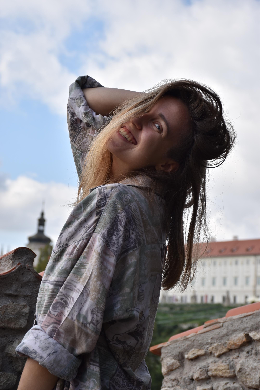 fotografie studenta Smiešková Monika